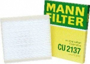 Mann-Filter CU 2137 Cabin Filter for select  Volvo models