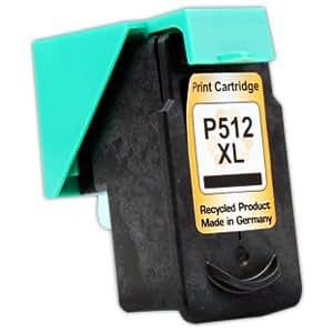 Cartouche d'encre compatible pour imprimante Canon Pixma MP230 - Pixma MP 230 - Noir Haute Capacité