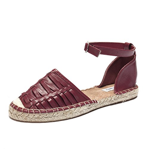 sandali della Boemia/Pacchetto con scarpe basse cave/Asakuchi/Ma a mano Dixie/scarpe casual Baotou-C Lunghezza piede=24.3CM(9.6Inch)