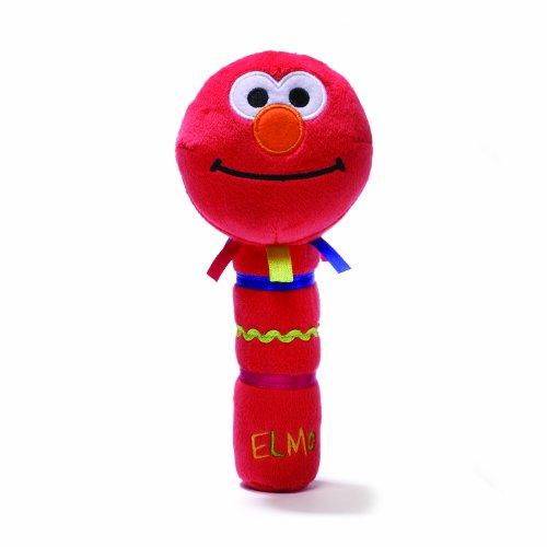 Gund Sesame Street Sesame Street from Gund Elmo Squeaker