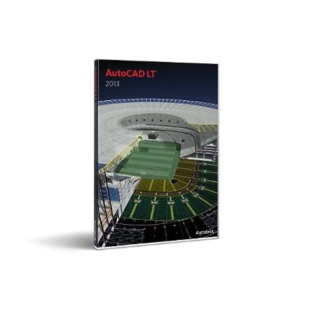 AutoCAD LT 2013, 5 User (PC)
