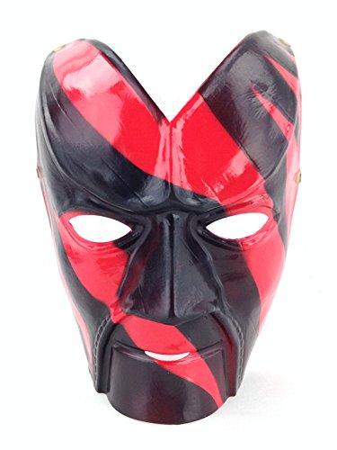 [WWE Licensed KANE Rigid Plastic Mask] (Wwe Girl Costumes)