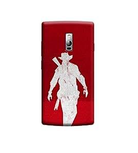 Kratos Premium Back Cover For OnePlus 2