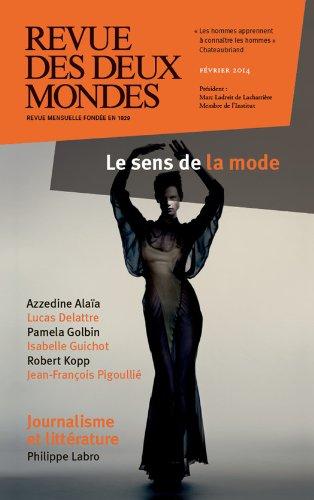 revue-des-deux-mondes-fevrier-2014-le-sens-de-la-mode-french-edition