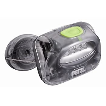 Petzl E94 PS Zipka 2 Headlamp, Storm Gray (japan import)