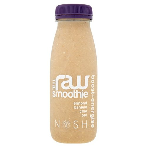 The Raw Smoothie - Boost & Energize 3x250ml