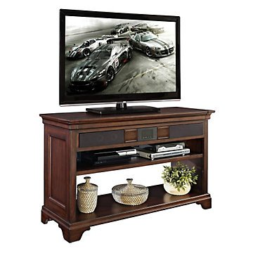 Belcourt Tv Stand With Built-In Surround Sound