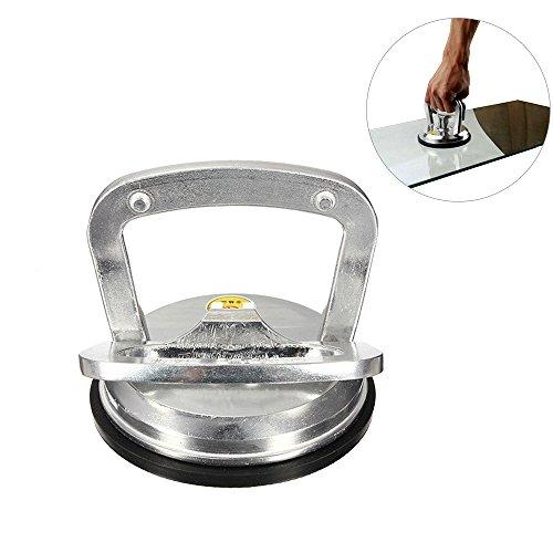Ventosa Puller Lifter ezykoo resistente in alluminio Dent remover ventosa Piastra 110kg per vetro specchio