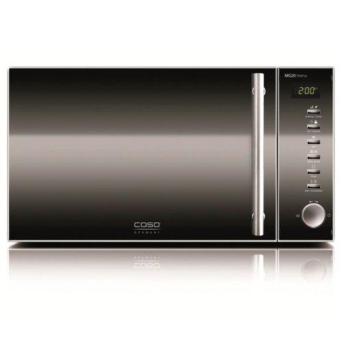 caso-mg20-menu-design-mikrowelle-2in1-edelstahl-800-watt-mikrowelle-1000-watt-grill-2-kombiprogramme