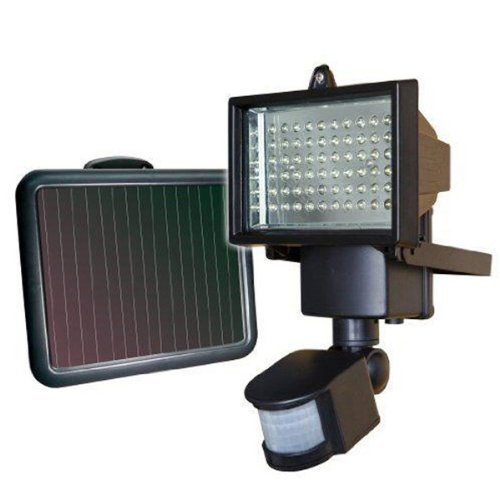 Xiqi(Tm) 60Led Solar Security Motion Light Door Security Lamp For Outdoor Garden Home Path