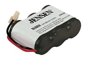 Jensen JTB154 Cordless Phone Battery for Uniden BT1015