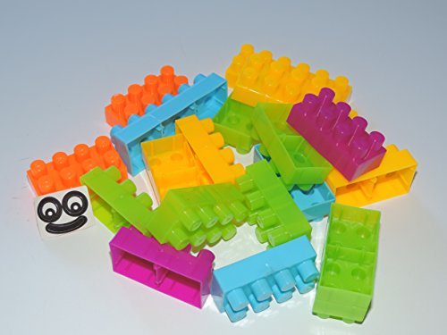 Big Blocks Building Set -20pc Assorted Color!
