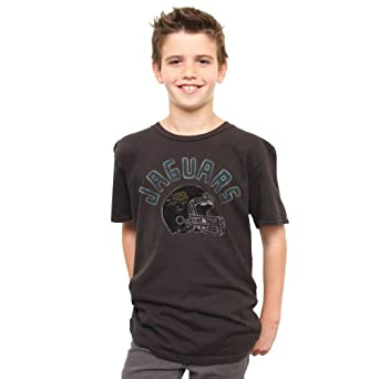 NFL Jacksonville Jaguars Youth Kickoff Crew T-Shirt by Junk Food