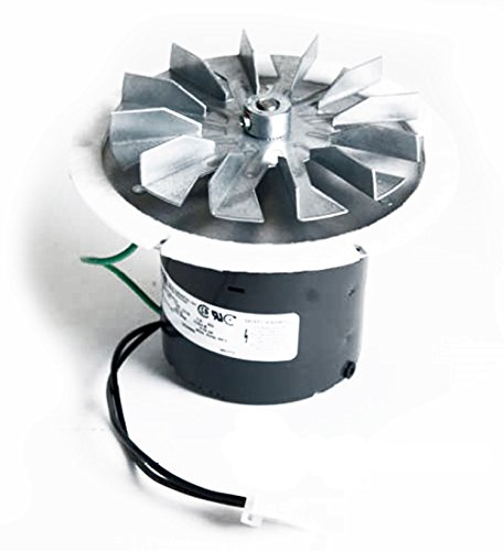 PelletStovePro - St Croix Afton Bay Pellet Stove Exhaust Combustion Blower Fan w/ Gasket - 80P20001-R, 80P30521-R (Exhaust Fan Gasket compare prices)