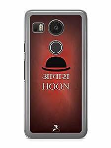 YuBingo Awara Hoon Designer Mobile Case Back Cover for Google Nexus 5X