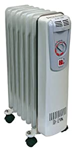 Comfort Zone® Deluxe Oil Filled Radiator Heater  CZ7007