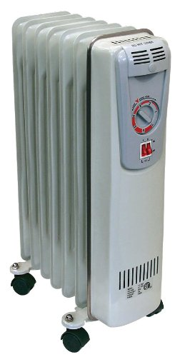 B0006JNPFM Comfort Zone® Deluxe Oil Filled Radiator Heater  CZ7007