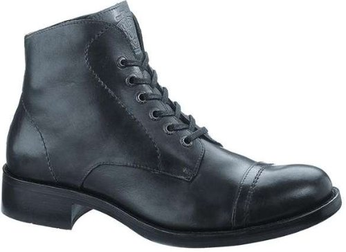 Cheap Wolverine 5304 Darby Black Leather (B004I9V396)