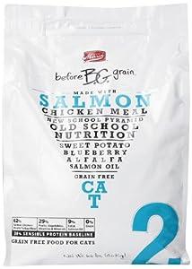 Merrick Before Grain #2 Salmon Dry Cat Food, 6.6-Pound Bag