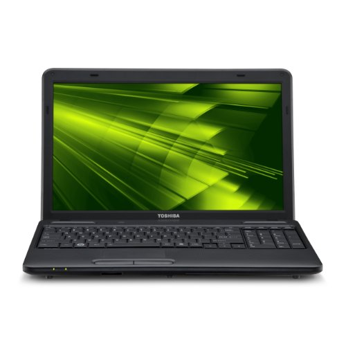 Toshiba Satellite C655D-S5043 TruBrite 15.6-Inch Laptop (Black)