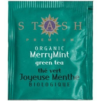 Organic Merry Mint Green Tea