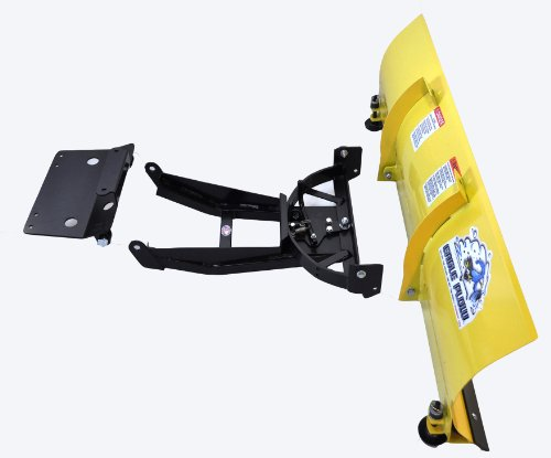 Yamaha Atv Snow Plow Skids