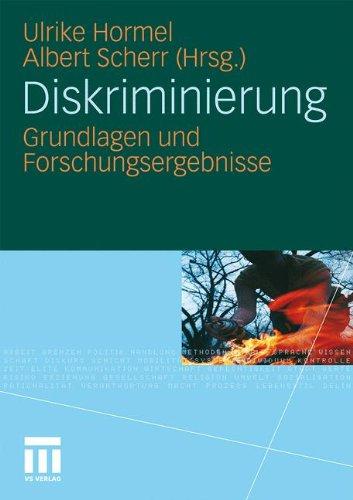 diskriminierung-grundlagen-und-forschungsergebnisse-german-edition