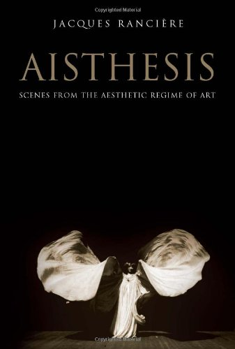 Aisthesis: Scenes from the Aesthetic Regime of Art PDF