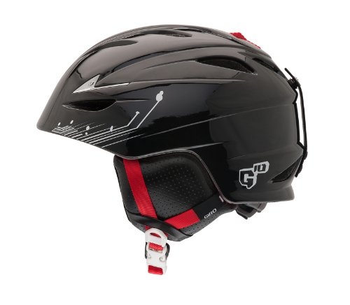 GIRO Helm G10, black boneyard,