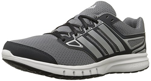 Adidas Performance Men's Galactic Elite M Running Shoe,Silver/Grey/Dark Grey,8 M US