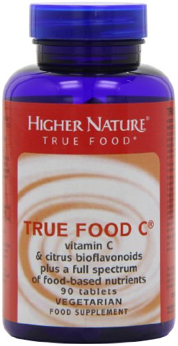 Higher Nature True Food C 90 Tablets