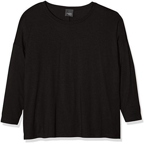 persona-by-marina-rinaldi-vasto-camiseta-para-mujer-negro-074-nero-l