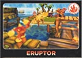 Skylanders Giants No. 044 ERUPTOR - Power Screen Shot Individual Trading Card