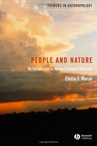 People and Nature: An Introduction to Human Ecological...