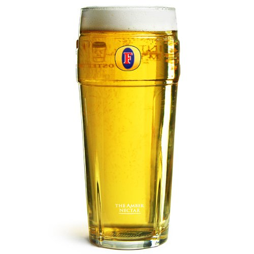 Fosters Pint Glasses CE 568ml/20oz (Set of 4)