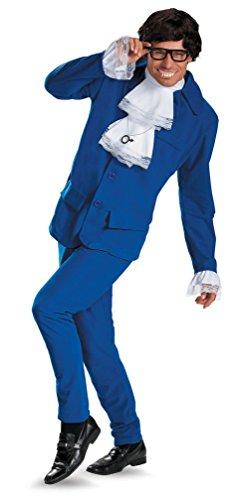 Popcandy Austin Powers Costume 70's Man Costume Mod Costume 5428 (Austin Powers Ladies)