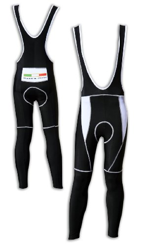 Buy Low Price Cycling Thermal Bib Tights (ISTYLE_YPSILON) (B004D2TMBE)