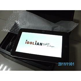 Idolian Touchtab C8 7