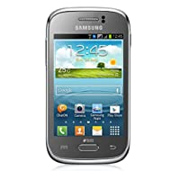 Samsung Galaxy Young GT-S6312 (Metallic Silver)