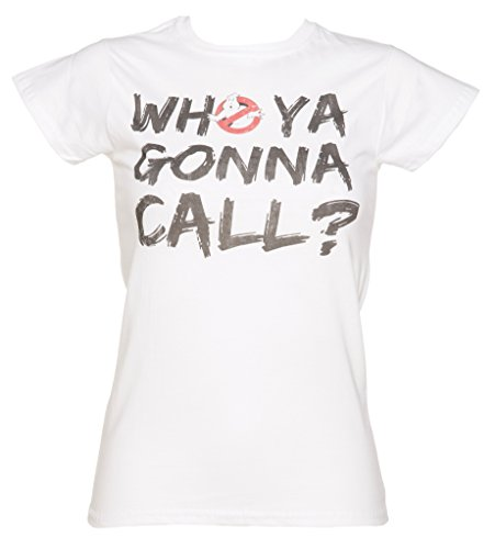 Womens Who Ya Gonna Call Ghostbusters T