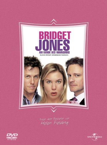 Bridget Jones - Am Rande des Wahnsinns (Book-Edition)
