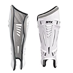Buy STX Blast 2 Lacrosse Field Hockey Shin Guards by STX