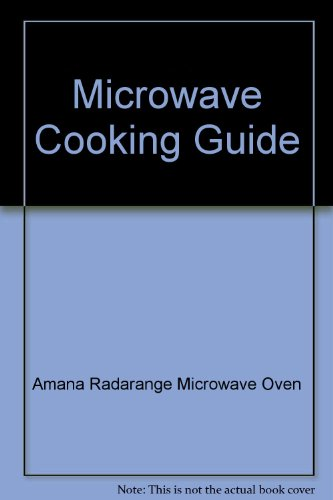 Microwave Cooking Guide