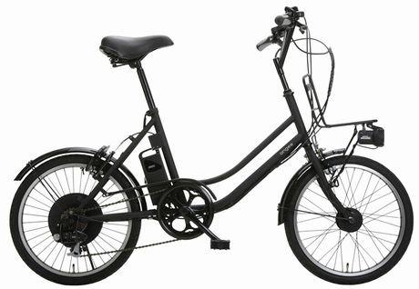 【AERO ASSISTANT】エアロアシスタント 20インチ小径電動自転車 アンジー TB206W-III (angee)おまけ3点セット付き