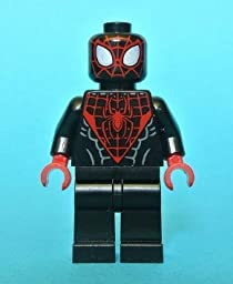 Lego Miles Morales Spider-man Minifigure 76036 Loose New 2015