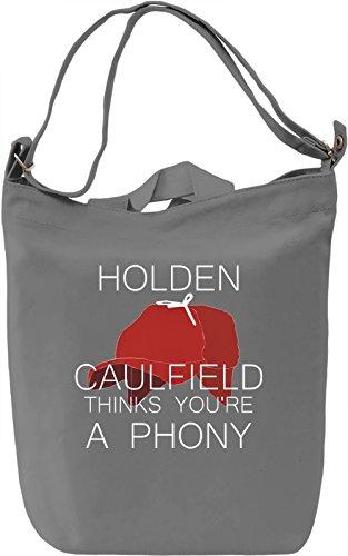 holden-caulfield-thinks-youre-a-phony-bolsa-de-mano-dia-canvas-day-bag-100-premium-cotton-canvas-dtg