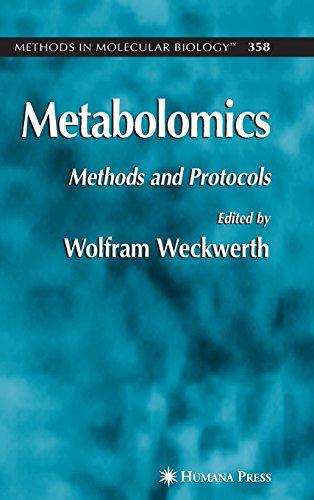 Metabolomics: Methods and Protocols