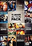 Cover art for  10-Movie Action Pack