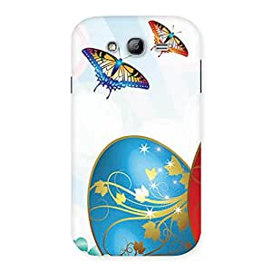 Animated Butterflies Print Back Case Cover for Galaxy Grand Neo