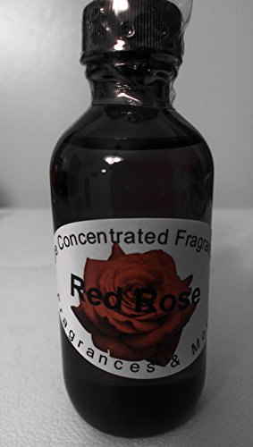 Red Rose Fragrance Oil 2 ounces